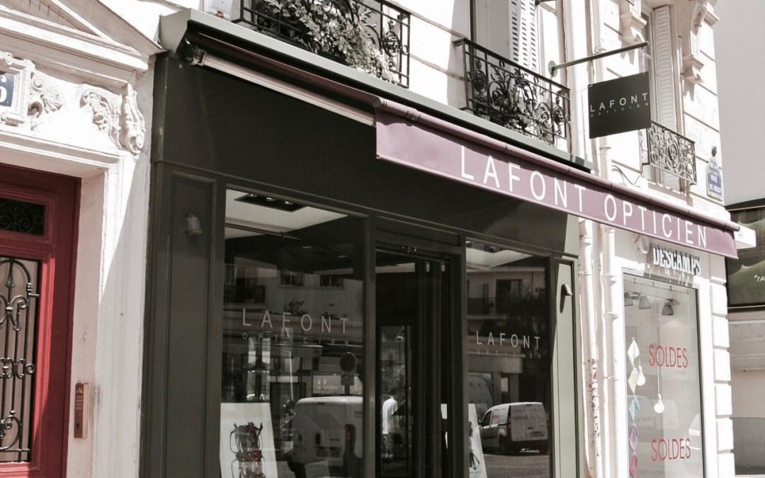 BOUTIQUE LAFONT PARIS PASSY