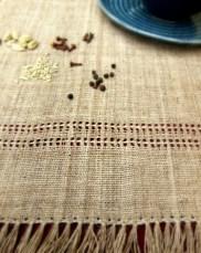Les set de table en fibre d'orties