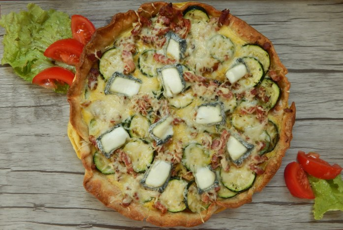 quiche 3 fromages 2