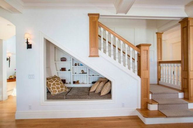 escalier pièce 5