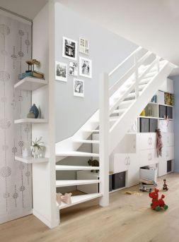 escalier rangements 11