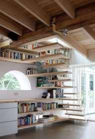 escalier-bibliotheque-design-escalier-interieur-design-marches-suspendues-rangement-mural