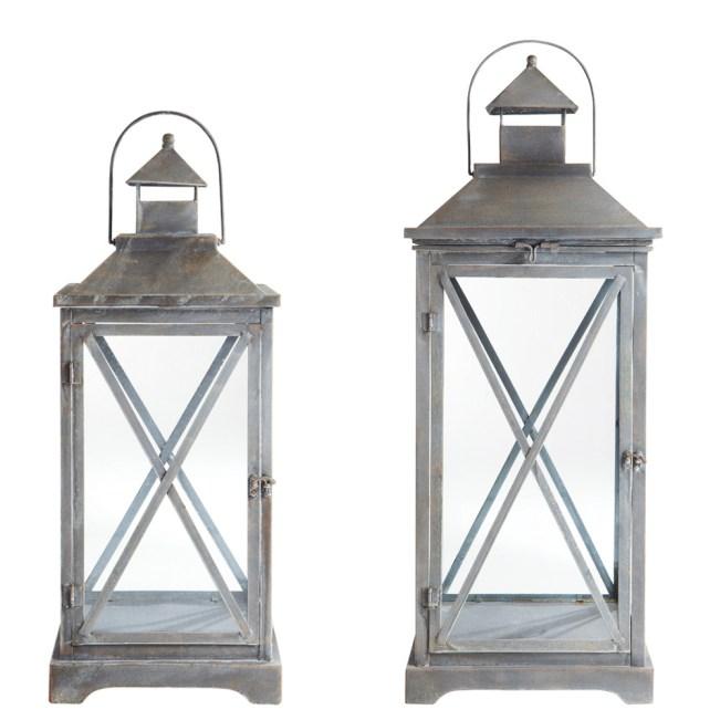 déco noël lanternes