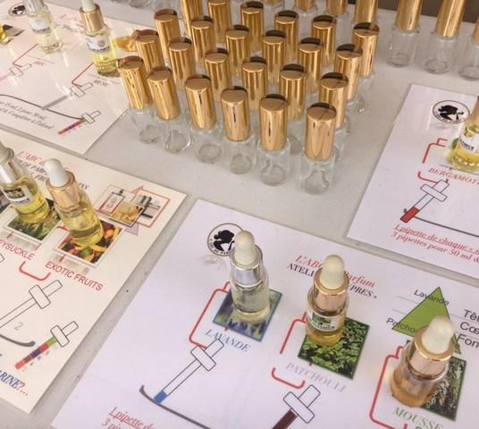 atelier parfum ville de bobigny