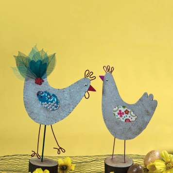 poules DIY