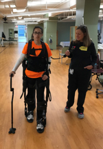 Stroke Patients Learn To Walk Again With EksoGT!
