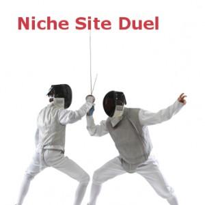 Niche Site Duel
