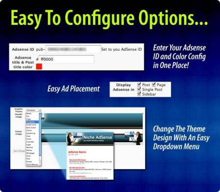 Niche AdSense Themes for WordPress