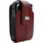 Blackberry 82112RIM Blackberry Leather Vertical Pouch with Belt Clip for 8800 Series