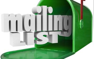 Driving Email List Traffic [IMM019]