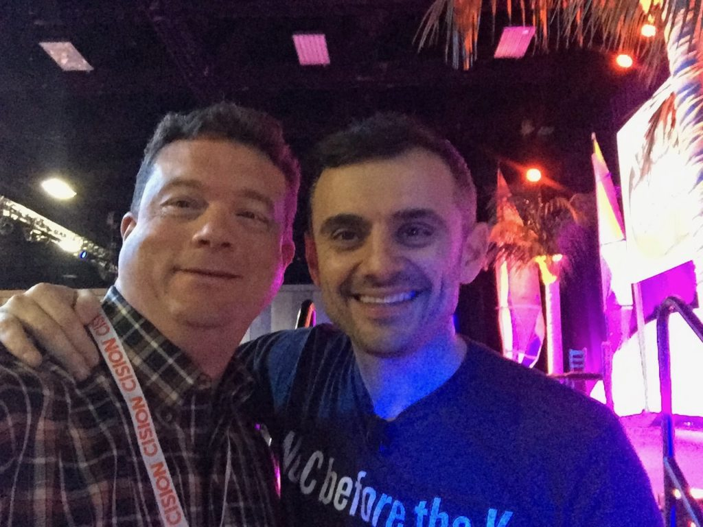 Mark Mason and Gary Vaynerchuck