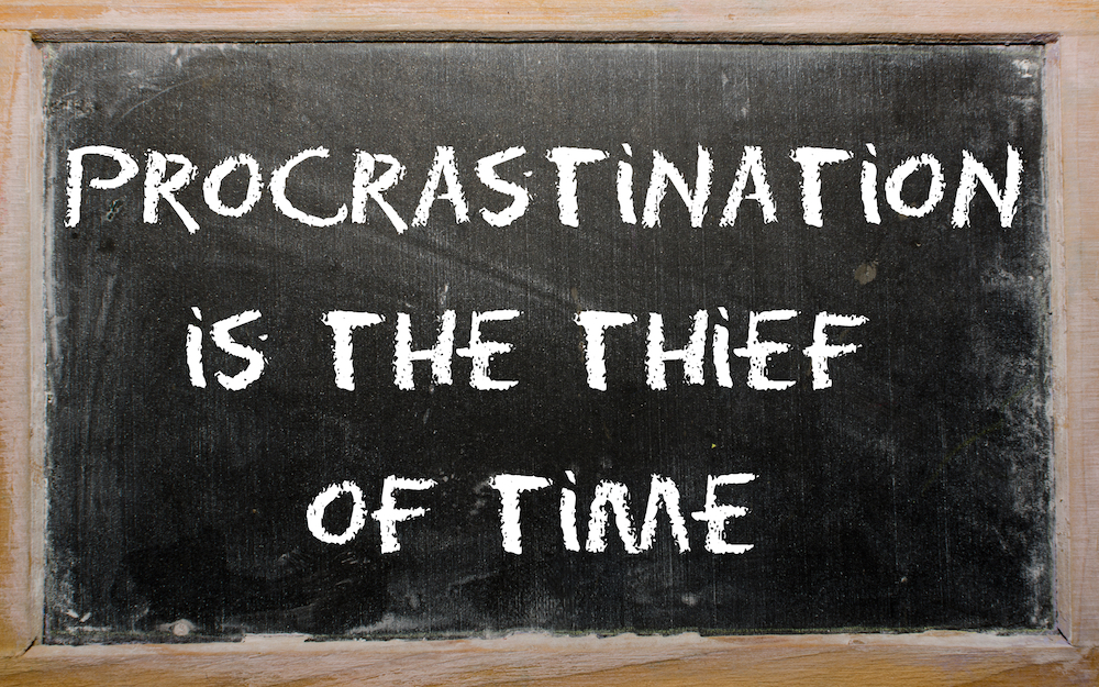 Procrastination Tips:  Overcoming Fear and Uncertainty [LNIM136]