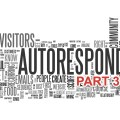 Autoresponder Email Tips