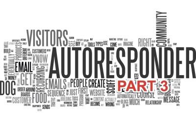 Autoresponder Tips: Email Marketing Fundamentals (Part 3)  [LNIM150]