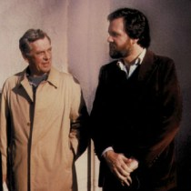 Joseph Campbell and Jonathan Young in 1985