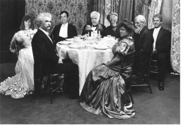 Mark Twain's 70th and special guests