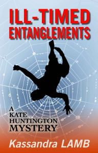 Ill-Time Engagements (Kate Huntington #2)