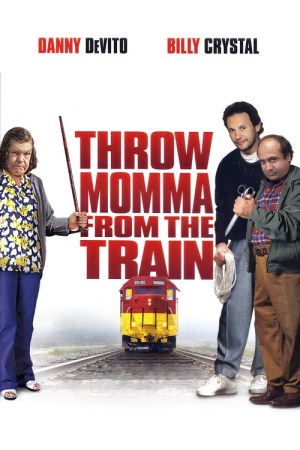Anne Ramsey's turn in Throw Momma From The Train earned her an Oscar nod at age 59.