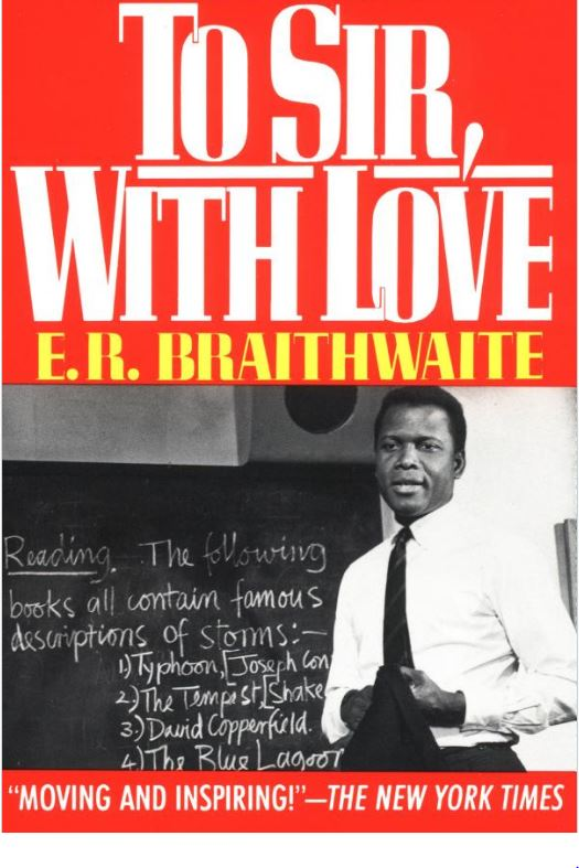 E.R. Braithwaite's To Sir, With Love | LaterBloomer.com