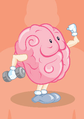 Bodybuilding Brain
