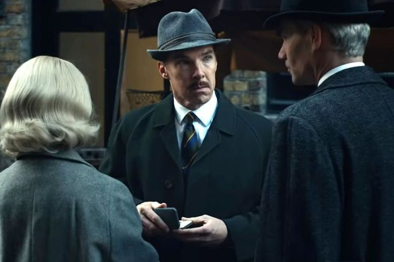 Benedict Cumberbatch es un espía del MI6 en el tráiler de The Courier - La  Tercera