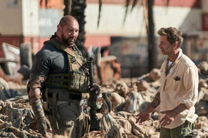 """Zack Snyder aseguró que no hay otros cortes de Army of the Dead: """"No tienen que ver una versión bastarda"""" - La Tercera"""