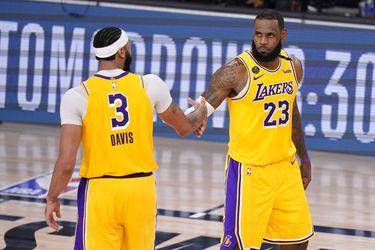 Los Lakers están a un partido de quedarse con la final del Oeste