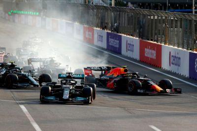 Se enojó el jefe del equipo Mercedes y dijo que el rendimiento es inaceptable - La Tercera