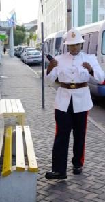 Bahamian police, Sunday.