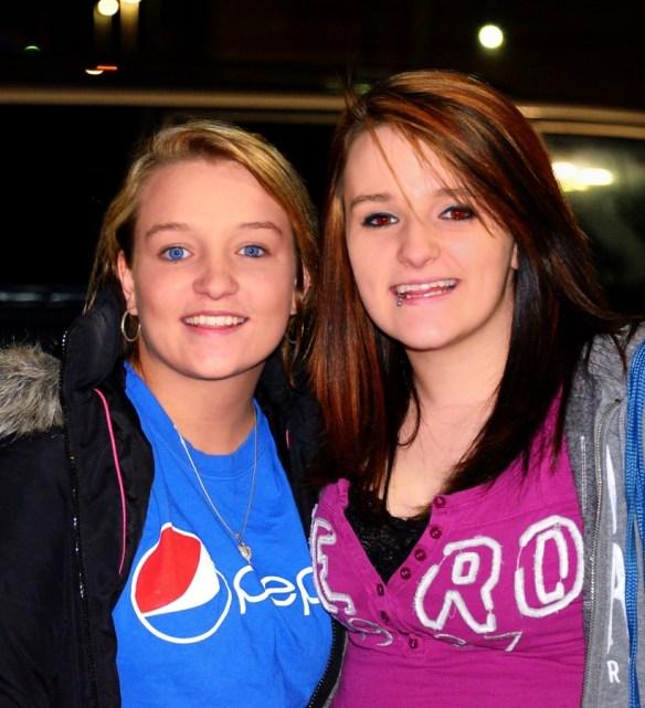 Teenage Girls, Kentucky