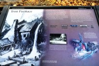 An explanation of the iron furnace.