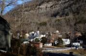 The village of Cumberland Gap.
