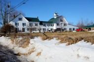 A prosperous farm in Maine