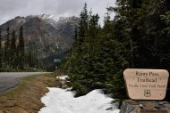 The Pacific Crest Trail extends from Mexico through the Pacific states to the Canadian border for 2,650 miles.