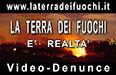 Visita www.laterradeifuochi.it, \'e8 la voce che da anni quotidianamente racconta e descrive la drammatica situazione dei roghi tossici nell'hinterland tra Napoli e Caserta\'85