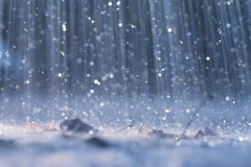 pluie diluvienne
