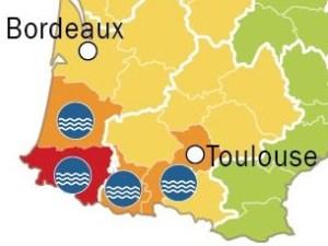 inondations sud ouest juin 2013