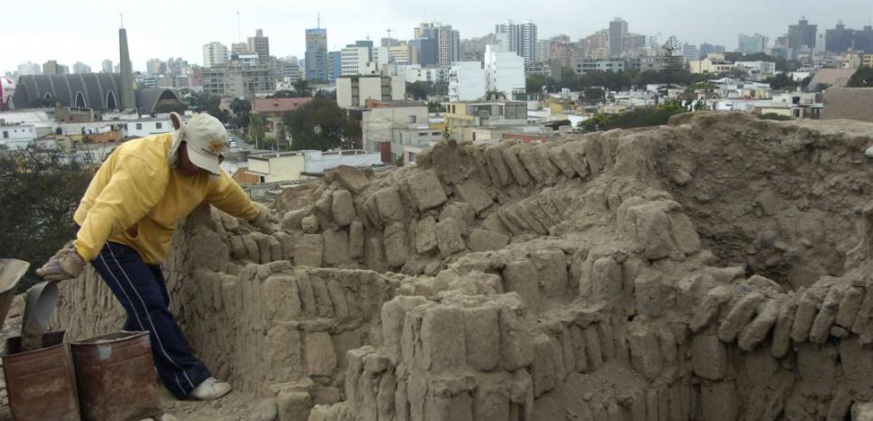 Peru Wari Mummies