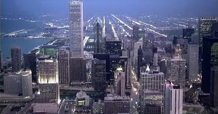 Ville moderne la terre du futur for Ville moderne