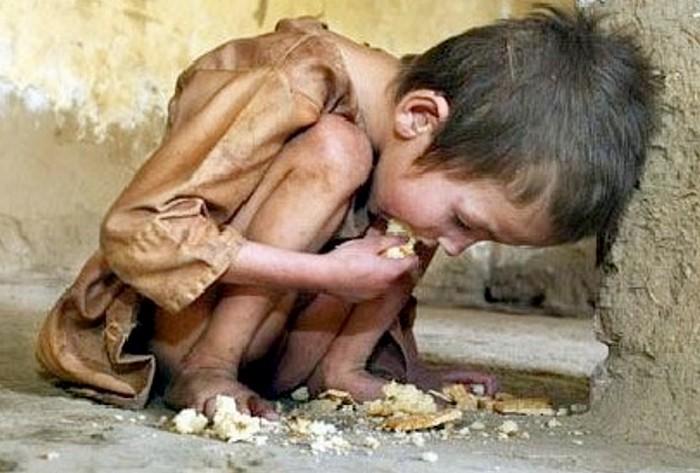 enfant-faim