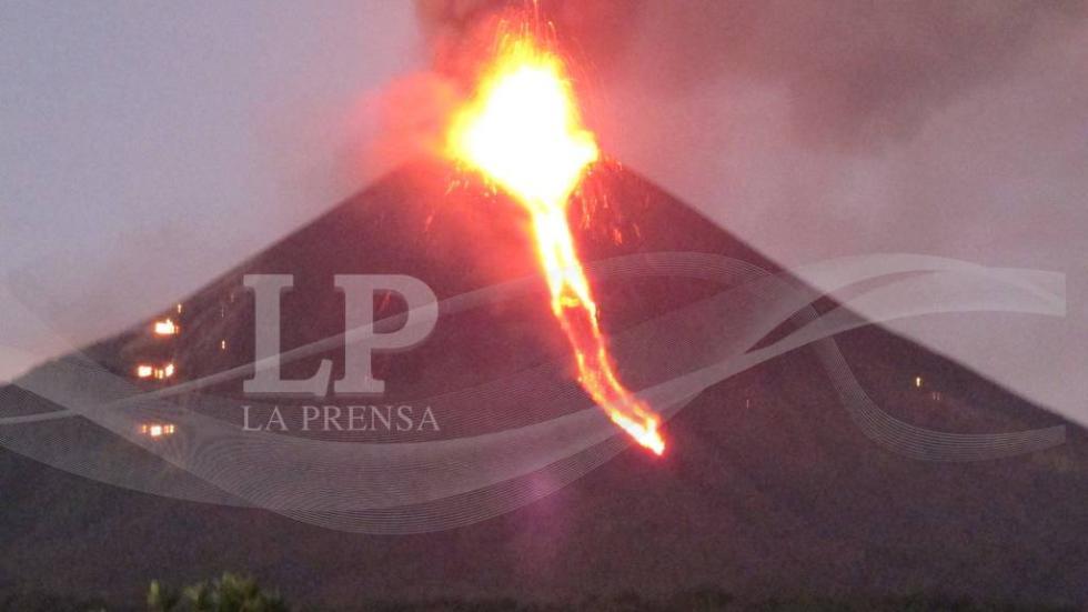 volcan-Momotombo