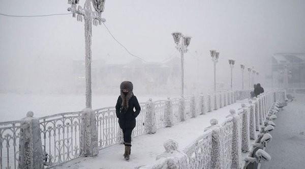 Oymyakon-siberie