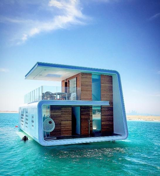 maison sous leau 2 la terre du futur. Black Bedroom Furniture Sets. Home Design Ideas