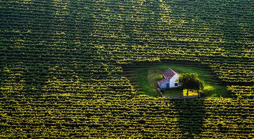 maison en Hongrie