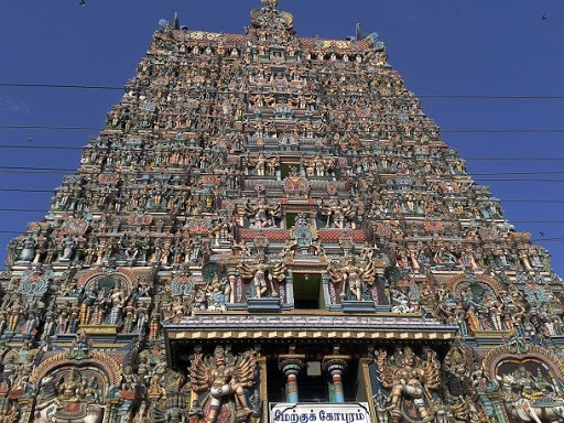 monument-Meenakshi Amman Temple, Tamil Nadu, Inde