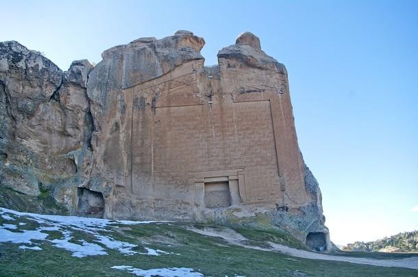 monument-Midas Monument, Turquie
