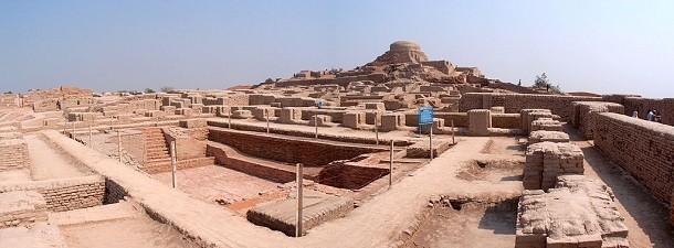 monument-Mohenjo-Daro, Pakistan