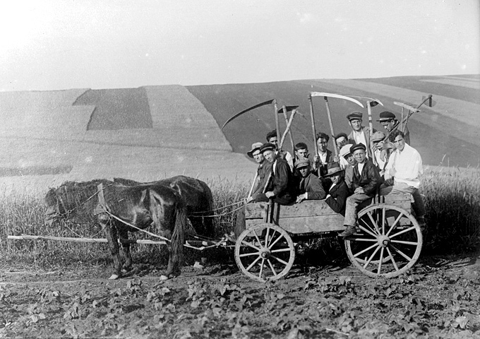 paysant-debut-20em-siècle