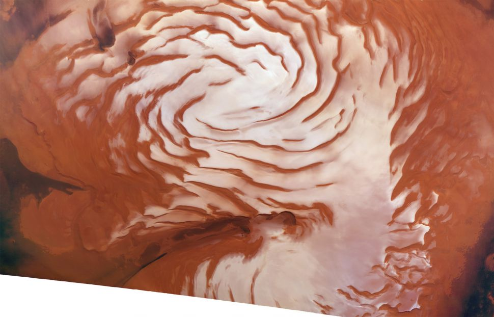 pole-nord-glace-mars