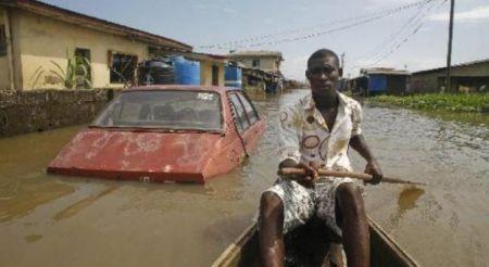 nigeria inondations